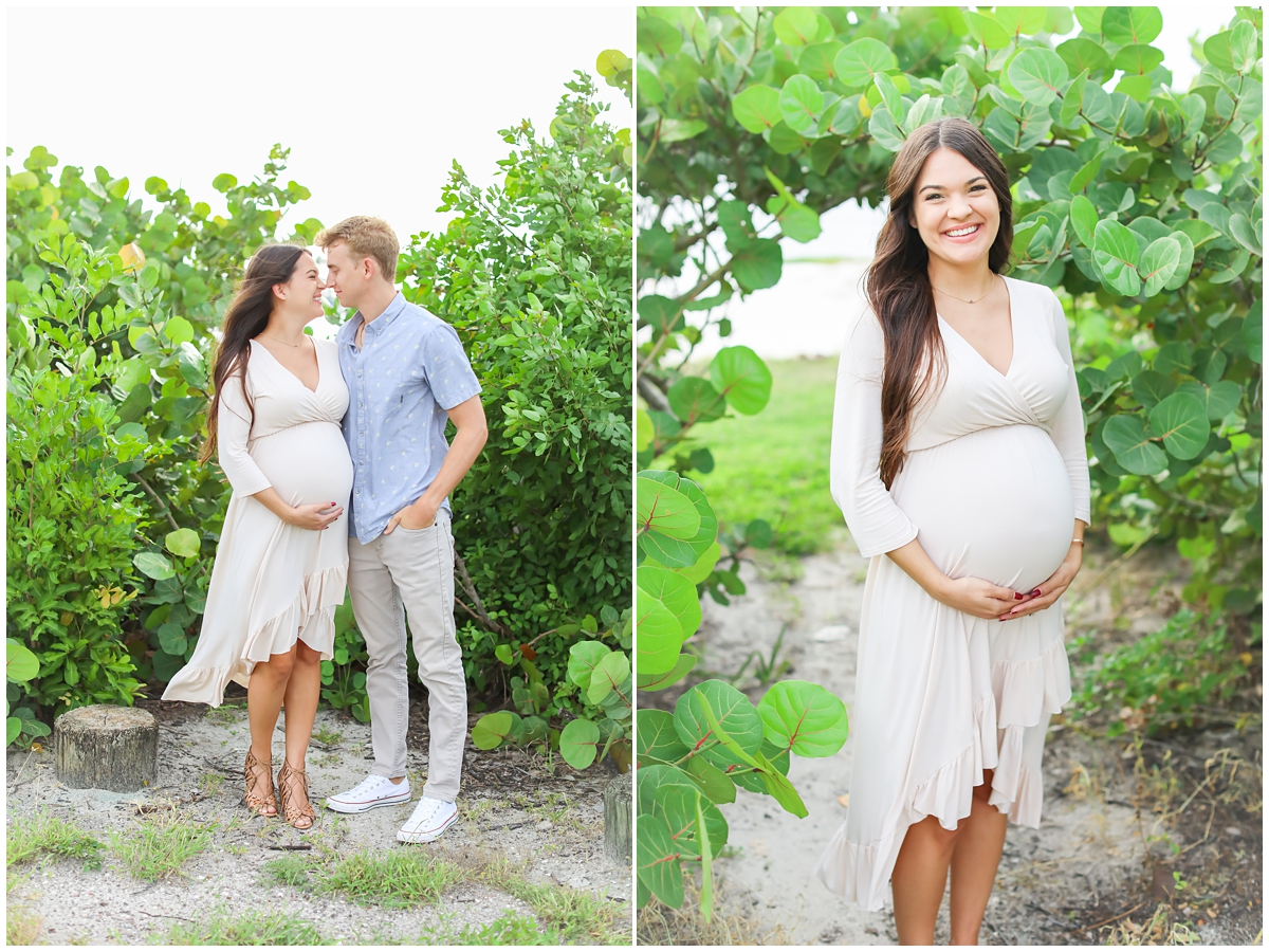 Affordable Tampa maternity photos