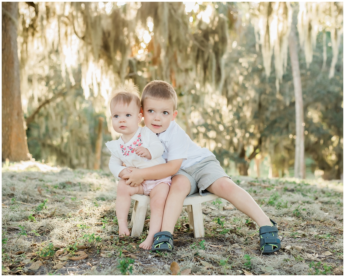 Big brother little sister Tampa photos