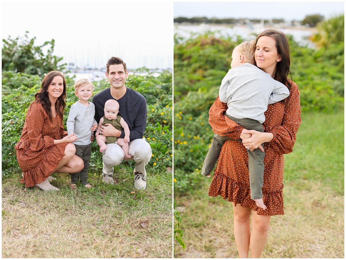 Davis Island Family Photographer