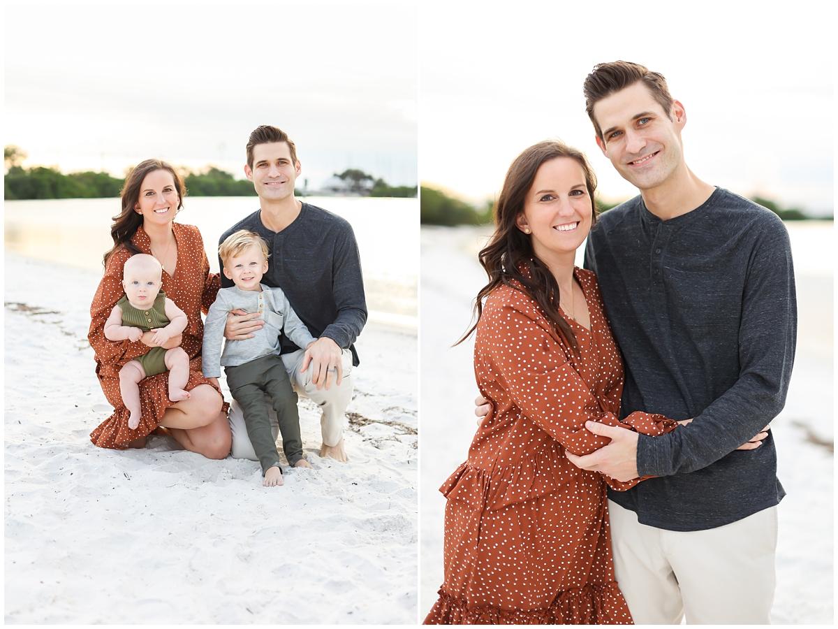 Tampa mini family session