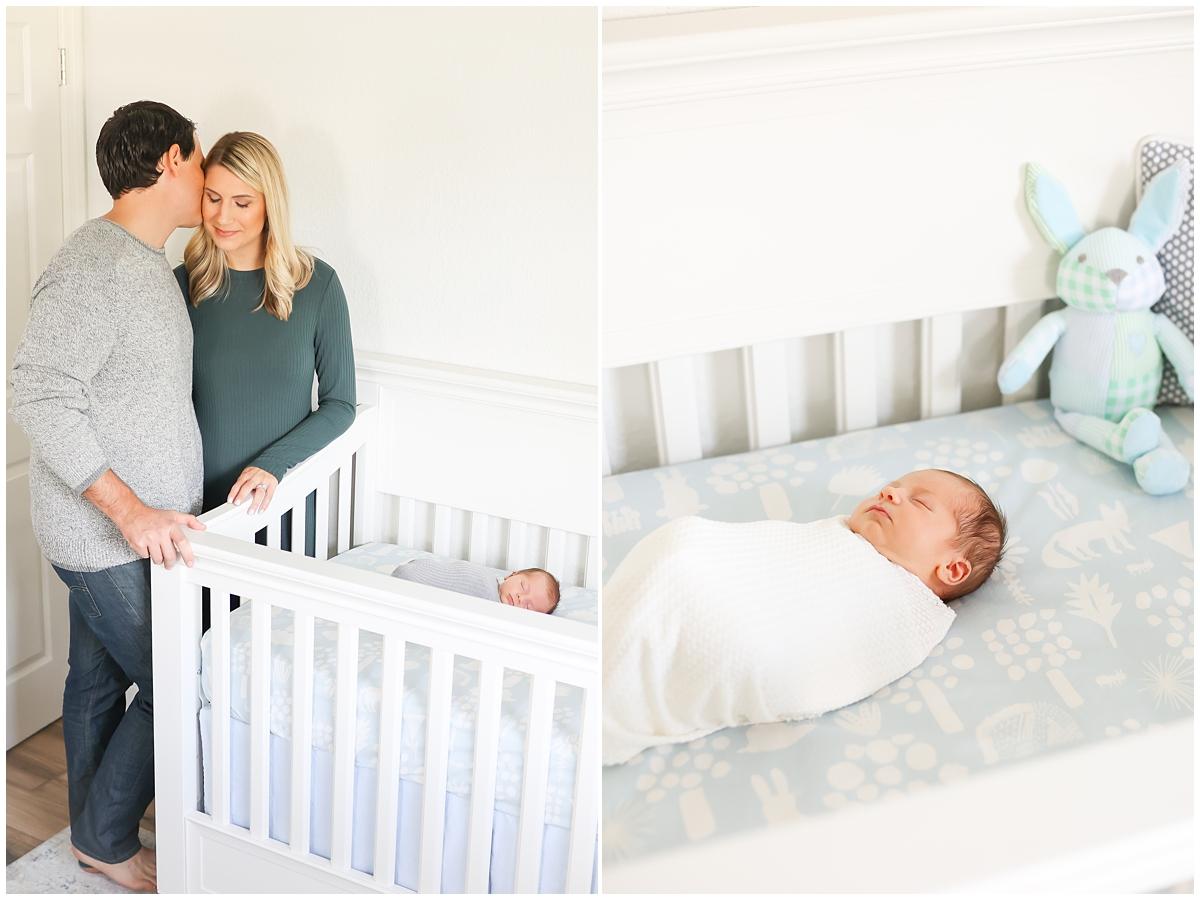 Newborn lifestyle photographer Tampa