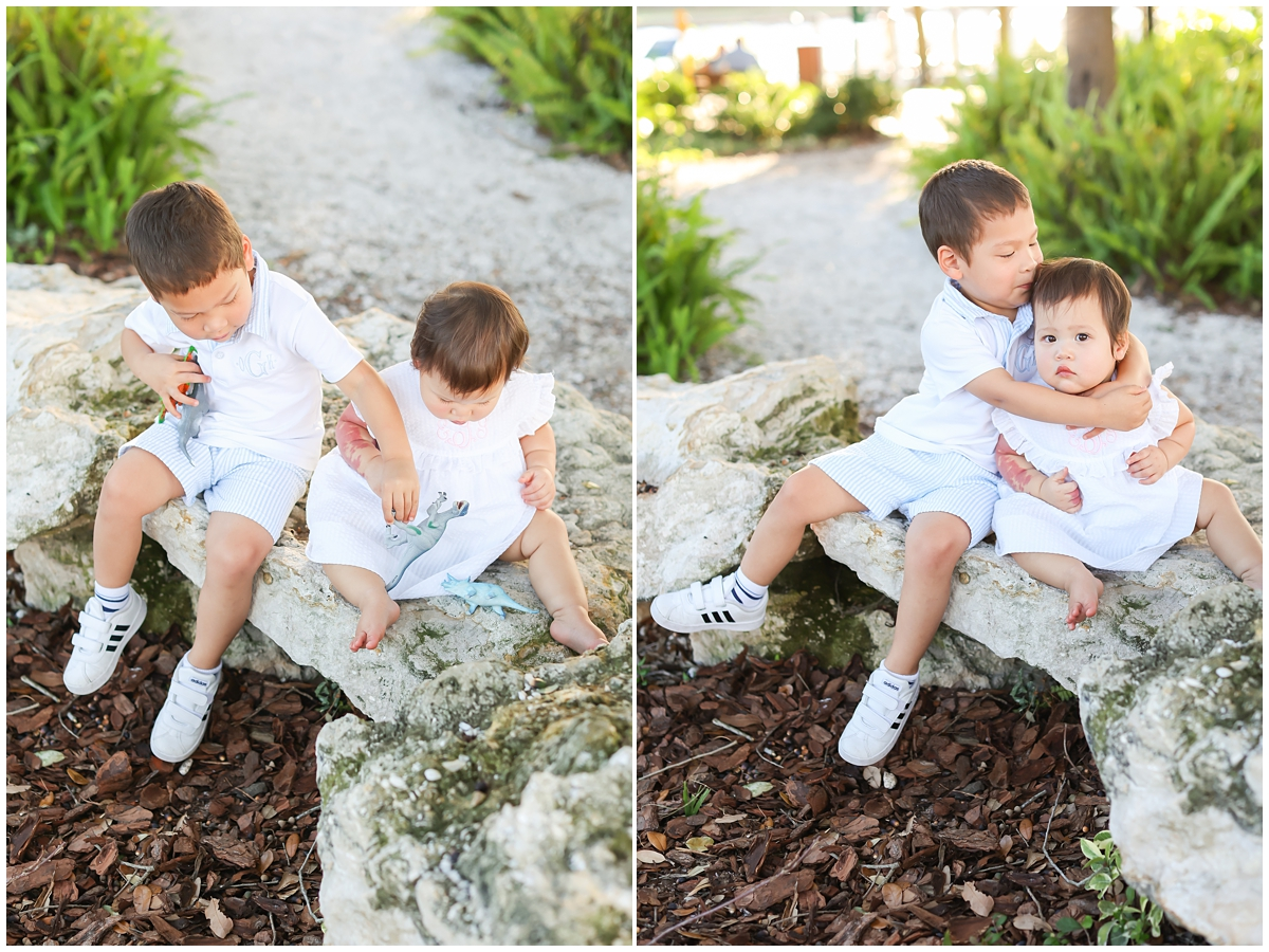 Tampa Water Works Park family session