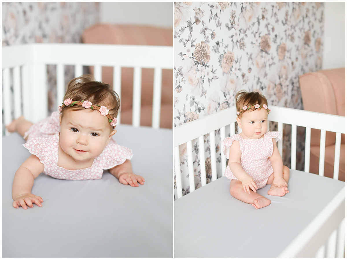 Tampa six month family session