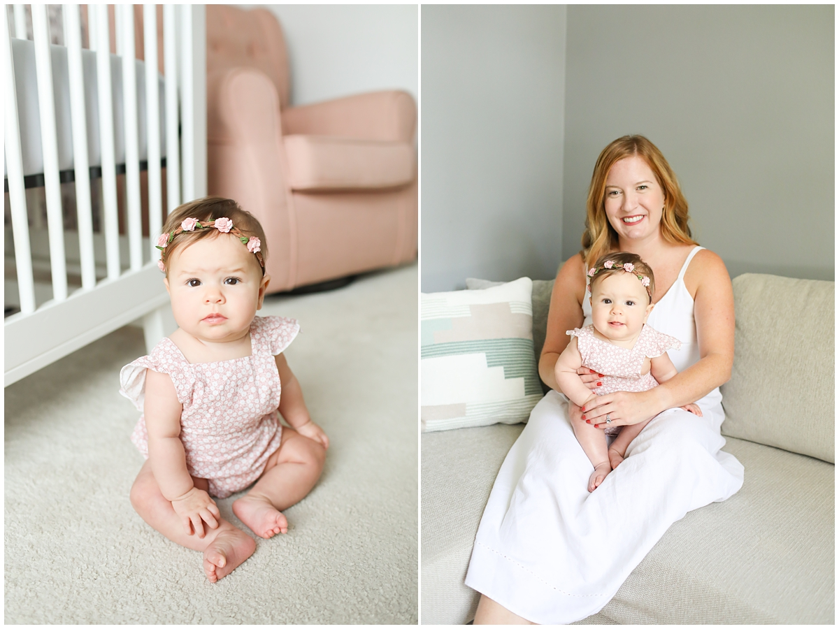 Tampa in-home family photographer