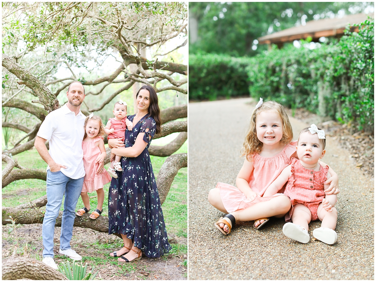Philippe Park Tampa family photographer