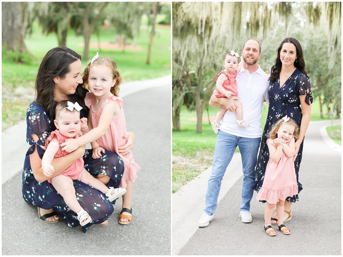 Tampa family mini session