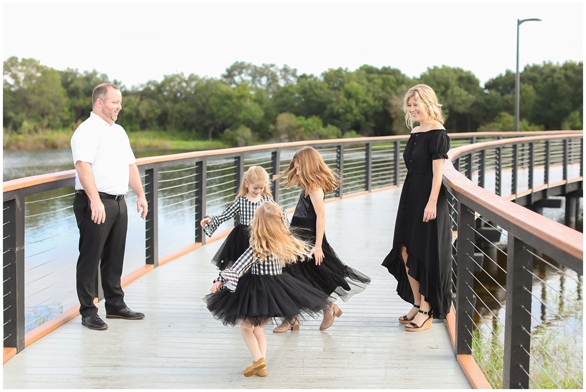 Tampa family mini session