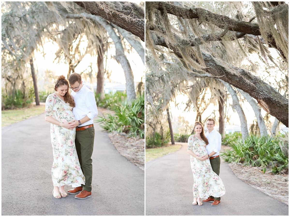 Tampa maternity photographer