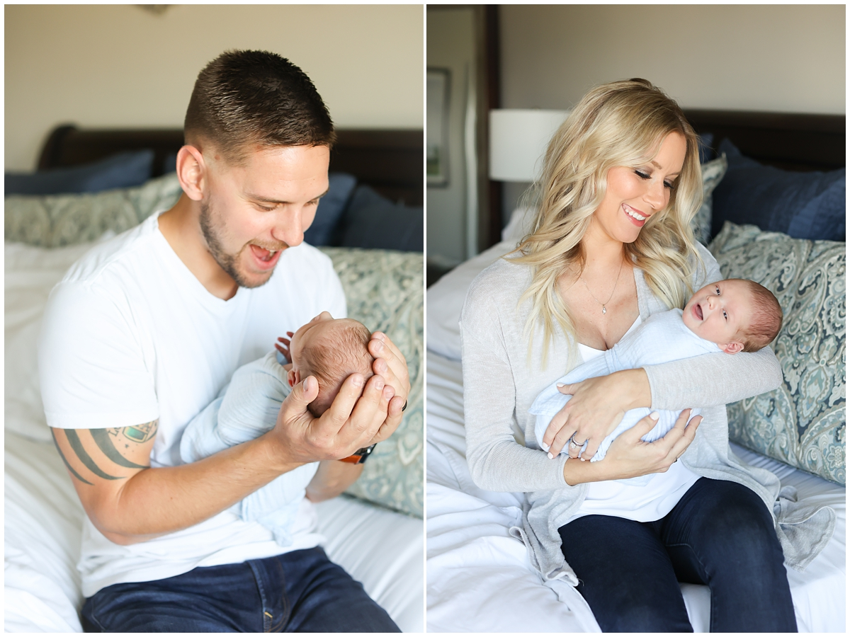 New parents Tampa photographer