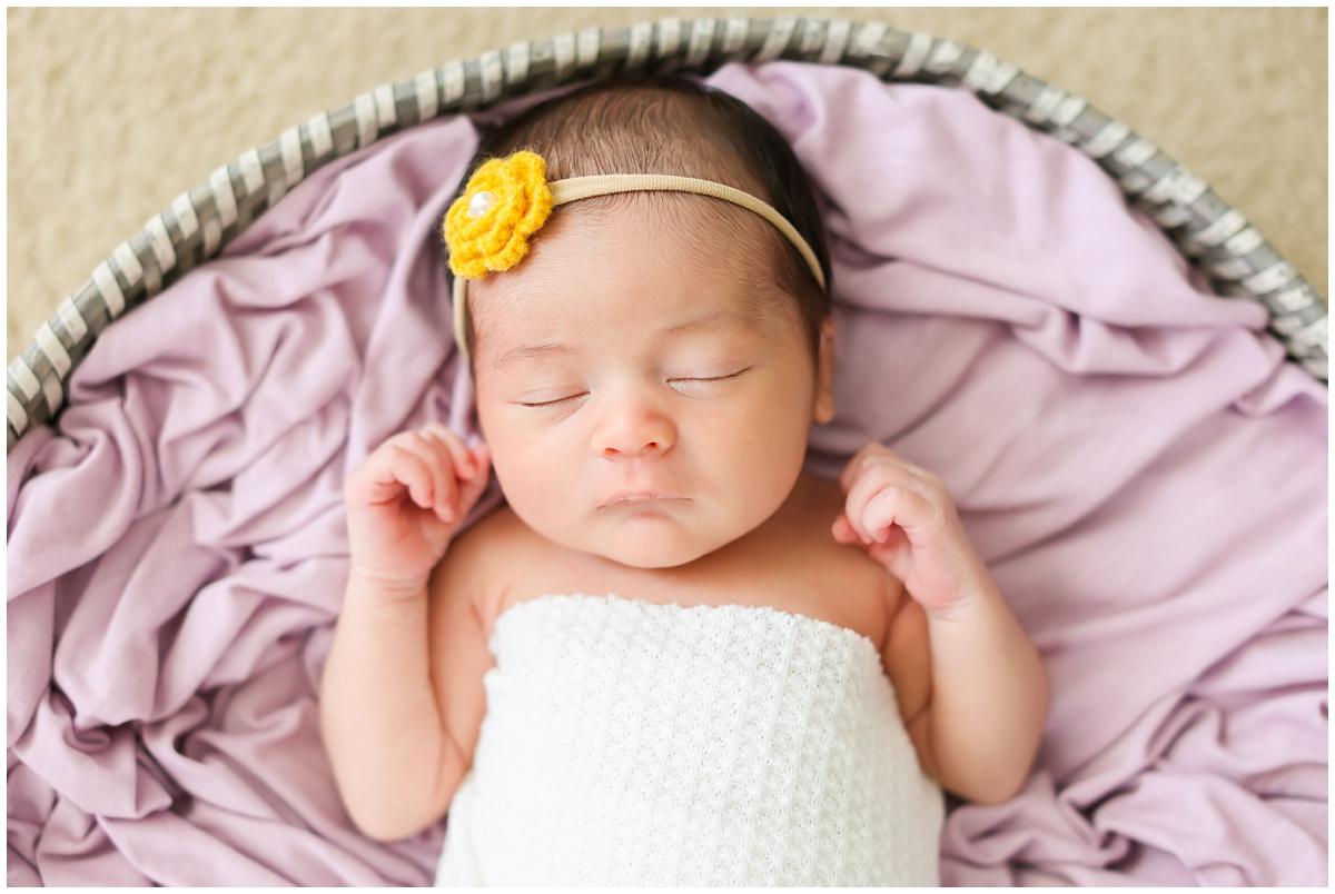Tampa newborn family photographer