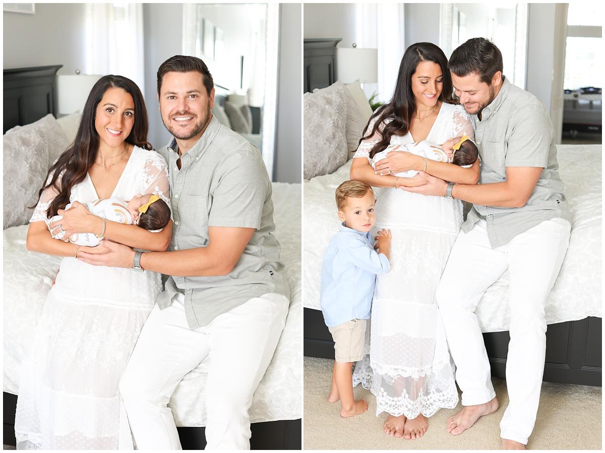 Westchase lifestyle newborn photographer