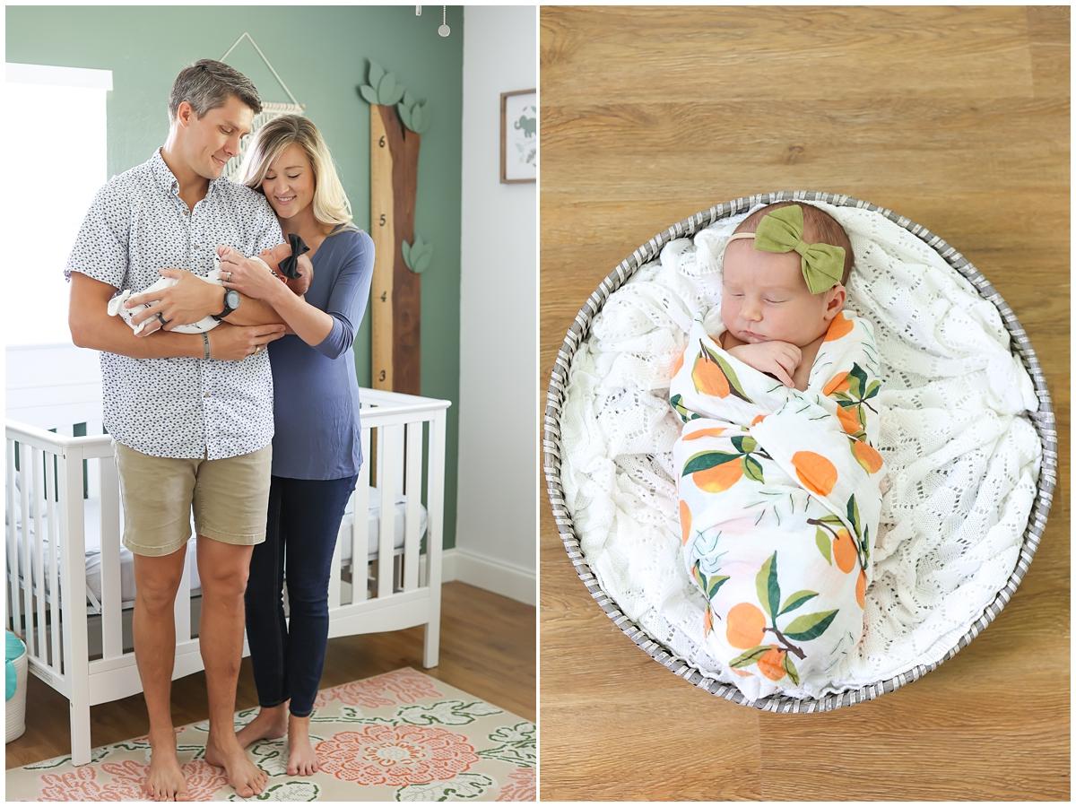Tampa family newborn photographer