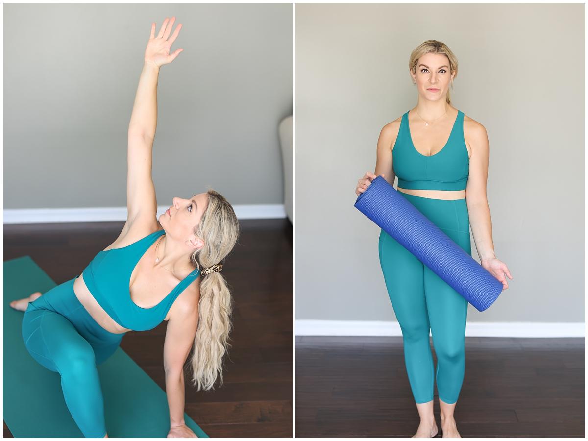 Tampa Westchase yoga instructor